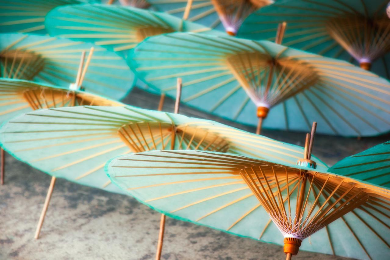 34) Umbrellas Thailand