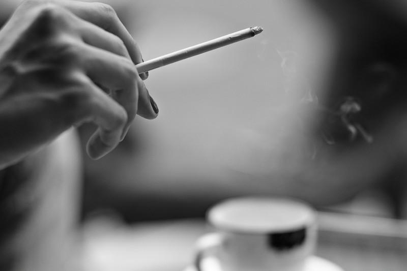 9) Smoke