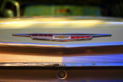 Chevrolet Trunk Emblem - © Simpson Brothers Photography