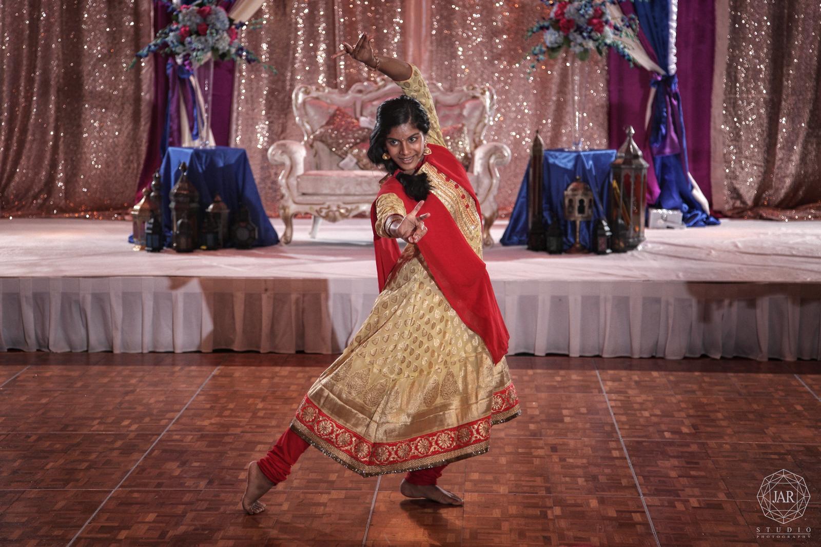 indian wedding reception decor traditional dance