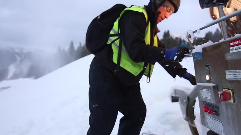 HDK I am a Snowmaker