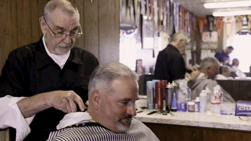 Hank The Barber