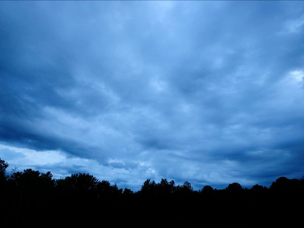Clouds Time Lapse (25 Minutes)