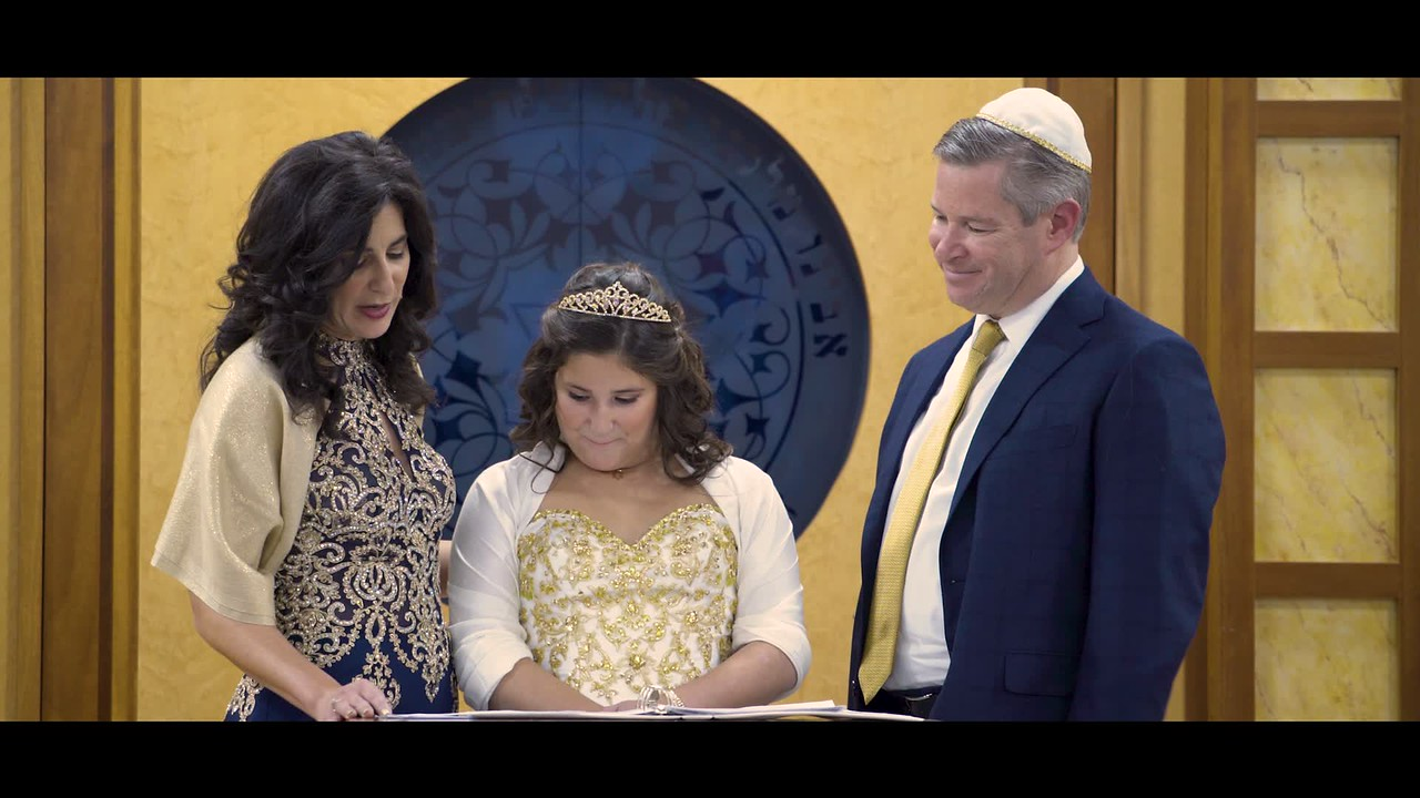 Jennifer's Bat Mitzvah