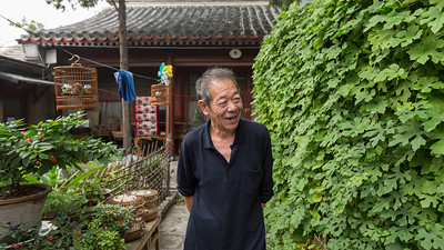 The Hutongs of Old Beijing