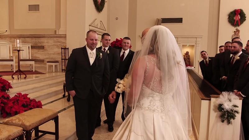 Alyssa & Kevin's Wedding Trailer