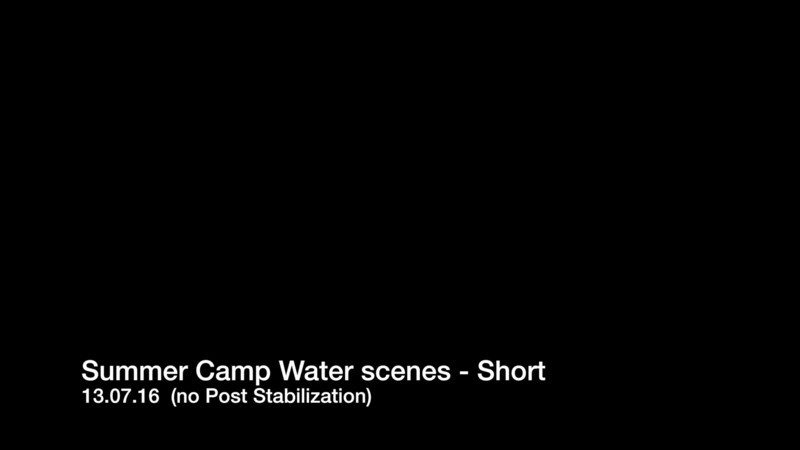 A very short (30 Second) preview of water clips from a summer camp.  Shot 07.16.2013