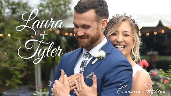 Laura and Tyler - NoDa Charlotte Wedding Highlight Film
