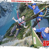 Canyon Swing gimp boy à Queenstown