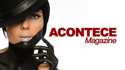 Acontece Magazine  Cover November edition