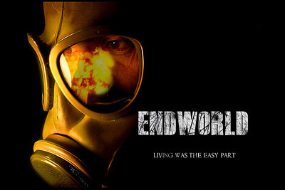 ENDWORLD. the complete series of images all set to original music