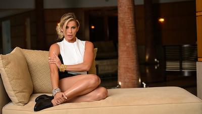 Rosa leal's Campaign W Karina Bacchi