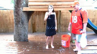 Abbie ALS Challenge