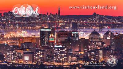 Visit Oakland Tourism 2014 Video