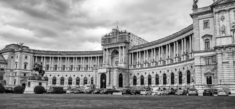 The Winter Palace Of The Habsberg Rulers - A Chore To Clean (2,550 Rooms)