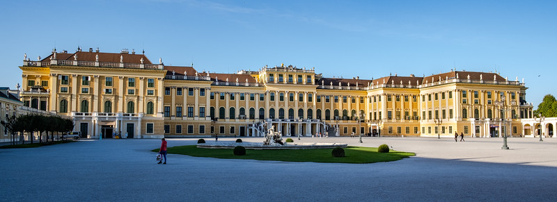 The Summer Palace At Schoenbrunn (You Can Never Have Enough Palaces)