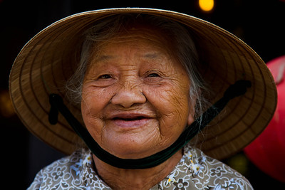 The Lady from Hoi An