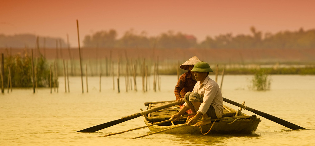 On the Hoang Long River