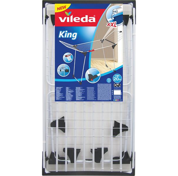 8630199 VILEDA kuivatusrest King/20m 4023103202139