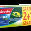 8610599 VILEDA Küürimissvammid Ultra Fresh 2+1tk tasuta 4023103201682