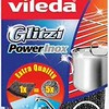 8612299 VILEDA Svammlapid Glitzi Power Inox 2tk 4023103172036