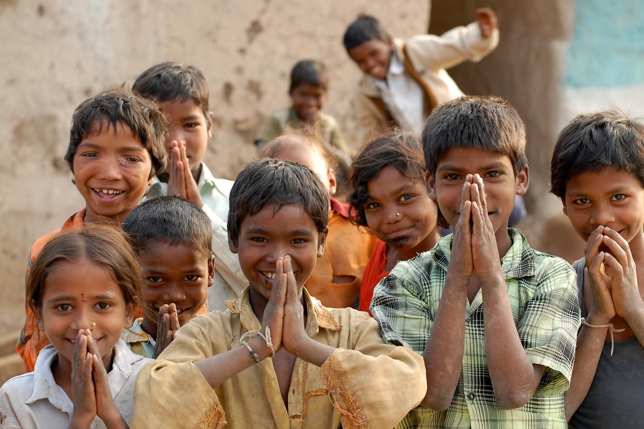 Namaste. (MH, Maharashtra, India)
