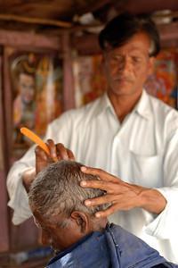 Local barber.