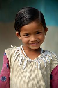 Sweet smile of innocense.