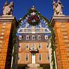 Main Gate at the Governor's Palace - Williamsburg, Virginia