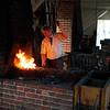 Blacksmith, Colonial Williamsburg - Williamsburg, Virginia