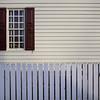 Pickets and Clapboard, Colonial Williamsburg - Williamsburg, Virginia