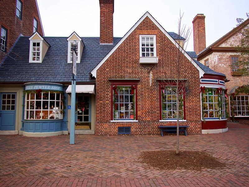 Merchant Square Shops - Williamsburg, Virginia