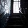 Staircase, Peyton Randolph House - Williamsburg, Virginia
