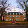 Sunset at the Capitol - Williamsburg, Virginia