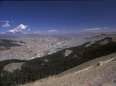 The La Paz Valley, 1997.