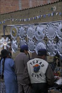 Hub Caps, 1995.