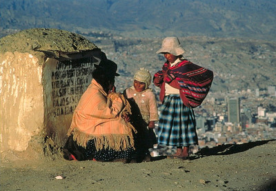 Family at the Edge of the City, 1993.