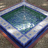 Malibu Tile Fountain