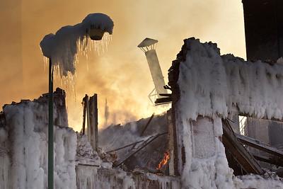 Fire & Ice #1