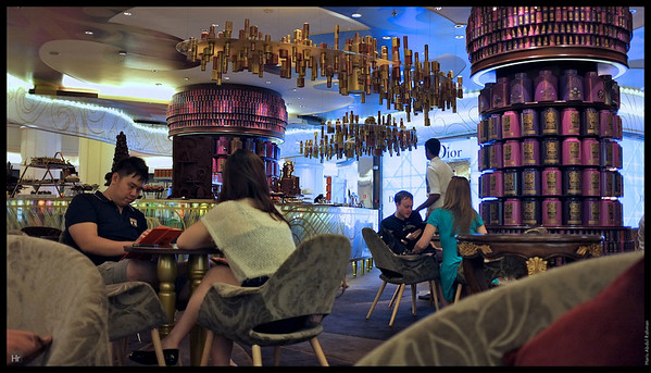 Starhill Tea Salon, Starhill Gallery, Bukit Bintang.