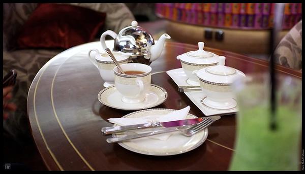 The Assam Tea was finally here.  Starhill Tea Salon, Starhill Gallery, Bukit Bintang.