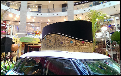 I want that songkok!  Aidilfitri 2013 Pavilion Kuala Lumpur