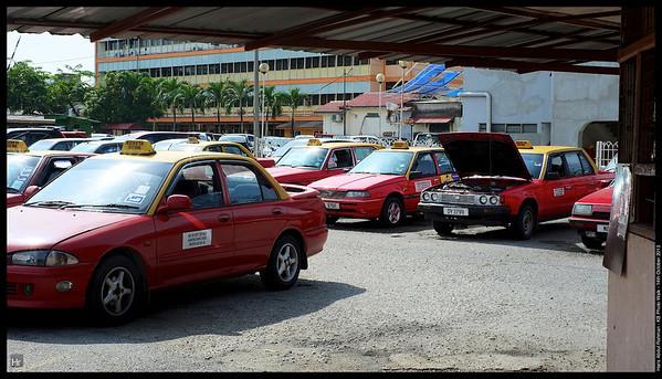 Taxi  Kota Bharu, Kelantan 14th October 2013