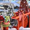 Xmas decorations at Pavilion Kuala Lumpur<br /> Nov-Dec 2014