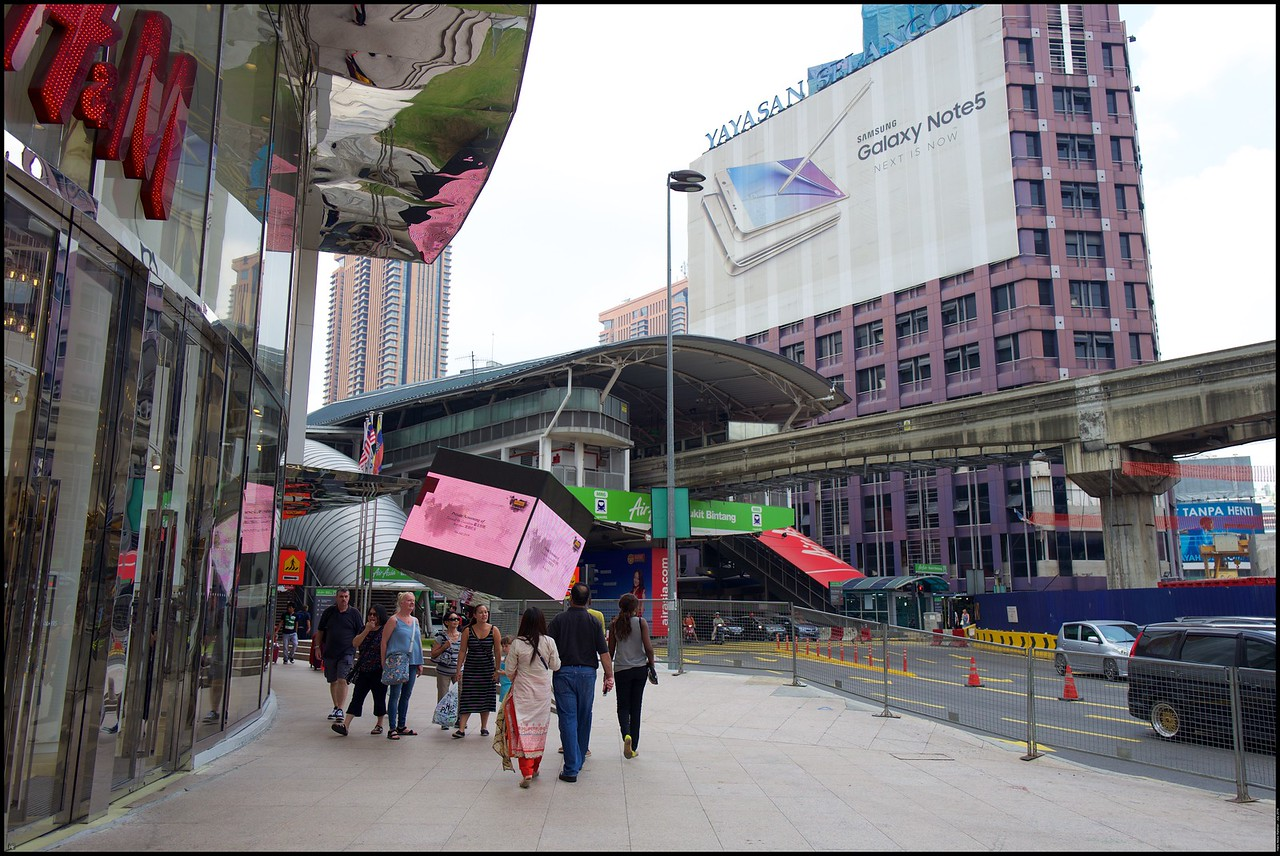Around Bukit Bintang