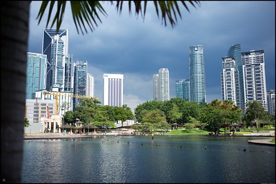 Sunday afternoon in KL