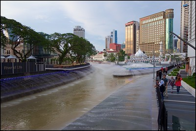 The River of Life Project, Kuala Lumpur