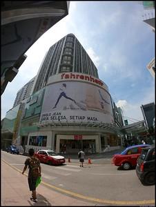 GoPro around Bukit Binatng