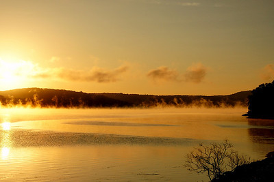 Iona Island September Morning