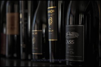 Gift of wine.